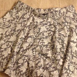 Forever21 flare skirt